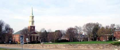 Academy Hill vista