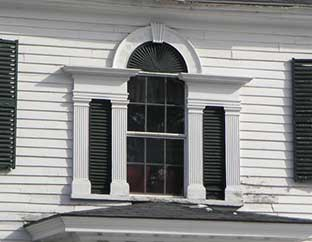 Window Style andover's architectural styles | andover historic preservation