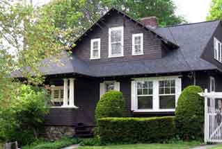 bungalow on Walnut Street