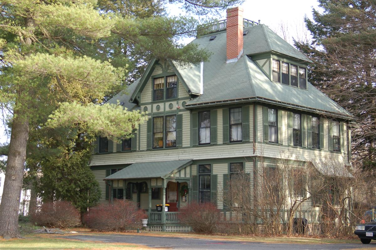 12 Hidden Field Andover Historic Preservation
