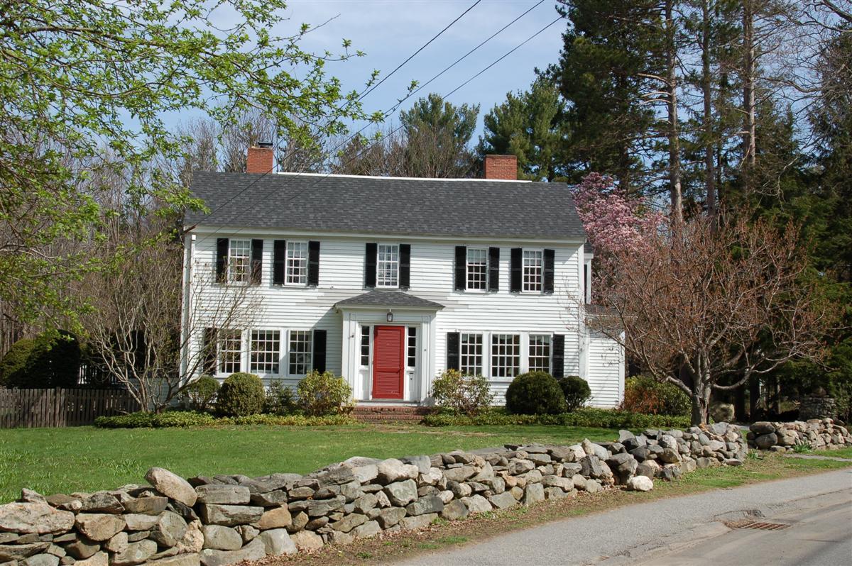Abbot, Moses - Chandler, John House 15 Hidden Rd., Andover MA c1750
