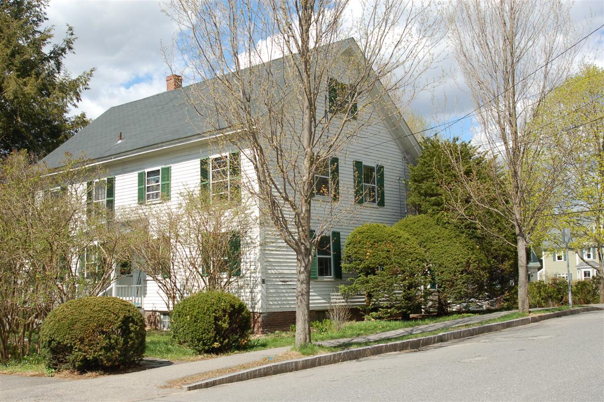 22 Morton Street Andover Historic Preservation