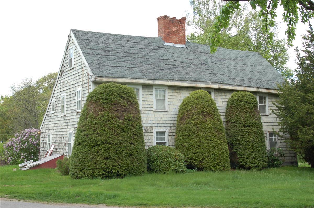 Holt, Joseph - Stinson, Capt. James H. House 233 Holt Rd., Andover MA c1720