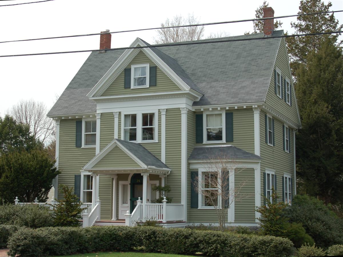 26 Morton Street Andover Historic Preservation