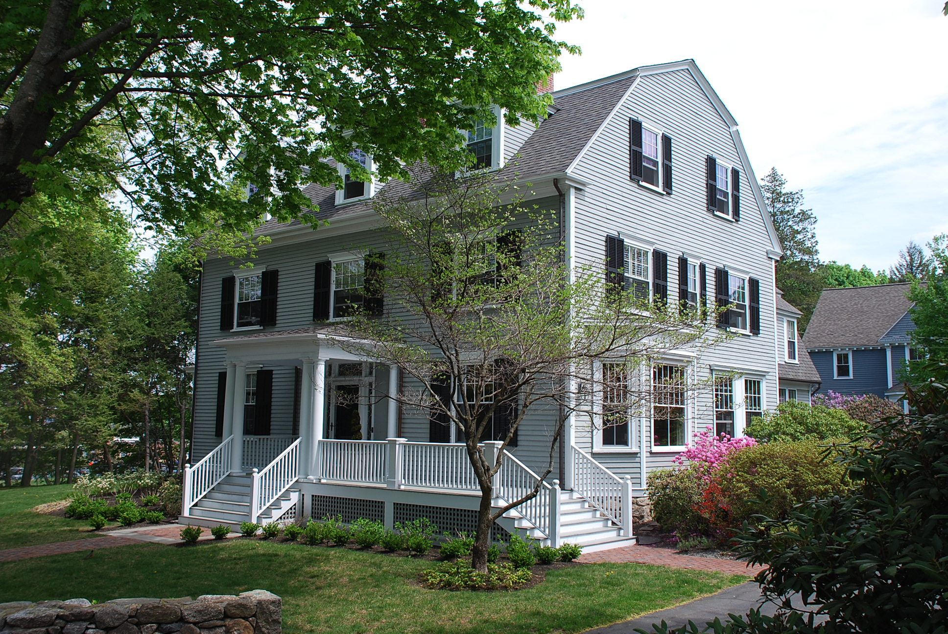 60 Bartlet Street Andover Historic Preservation