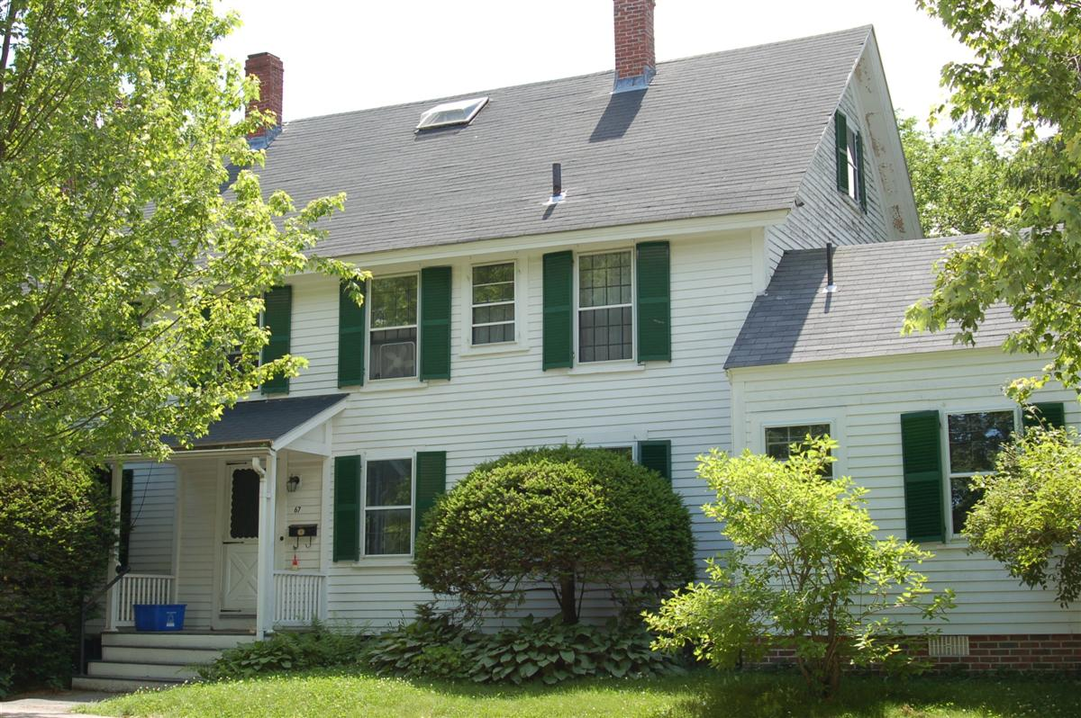 67 Bartlet Street Andover Historic Preservation