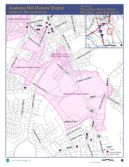 Academy Hill Historic District map