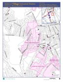 Andover Village Industrial District map