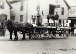 Morrissey & Son Stable and Livery circa July 4, 1912