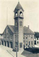 Andover Fire House circa 1910