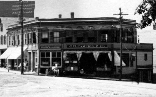 Carter Building circa 1900