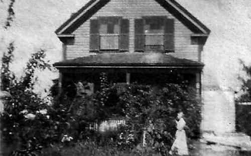 Circa 1905 Nuckly - LeBoutlillier farmhouse