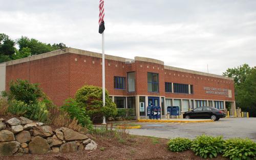 10 Stevens St. Post Office - Aug. 2014