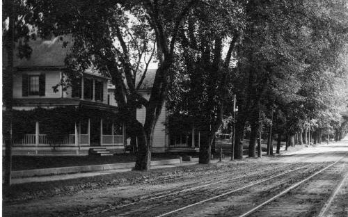 104 - 106 Main St. circa 1900