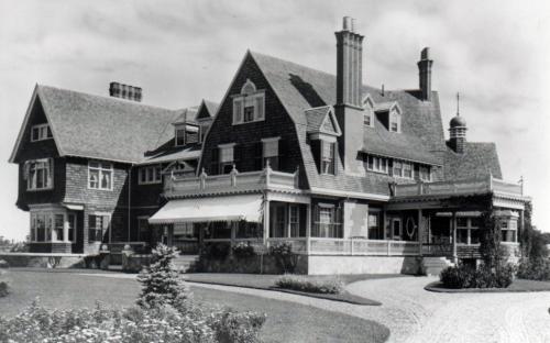 H, Bradford Lewis House circa 1910