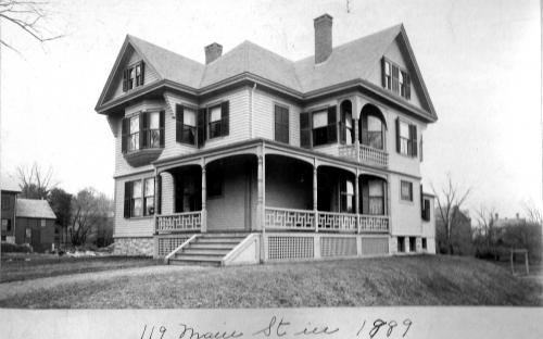 Smart house 1889