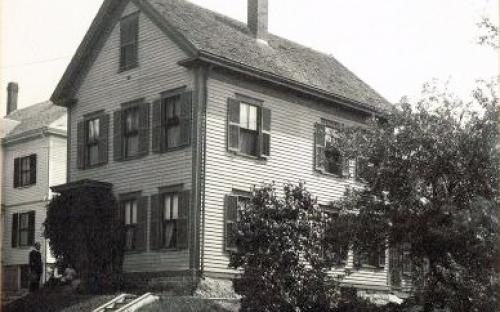 12 Brook St - circa 1900