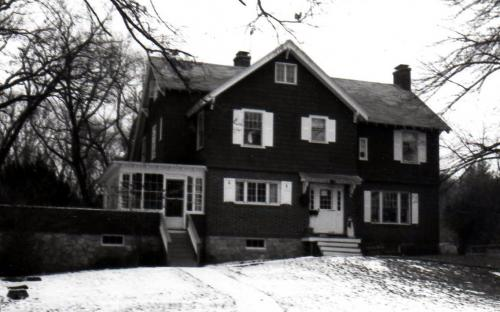 Watler & Cynthia Pike House