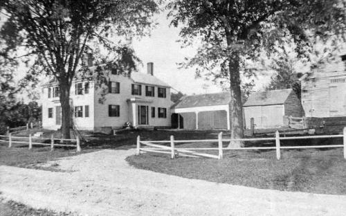 Dascomb Farm