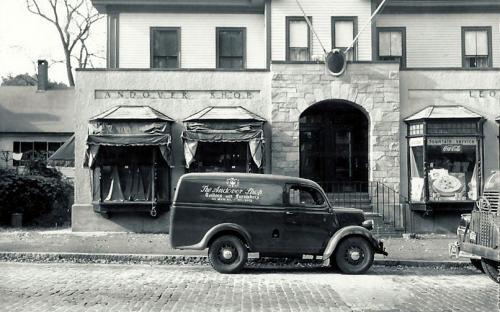 Andover Shop circa 1930