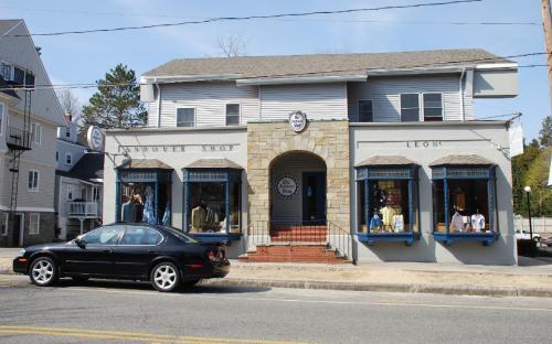 Front facade 2011