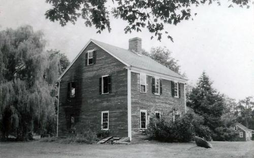 127 River Rd. Fire damage 1977