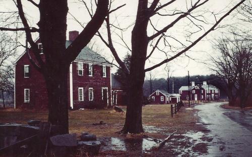 129 - 127 - 125 River Rd. Shattuck Farm 1975
