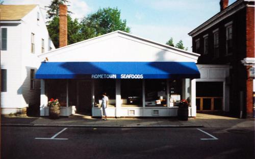 13 - 15 Barnard St. - June 1992 - Hometown Seafoods