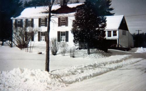 130 Argilla Rd. 1963