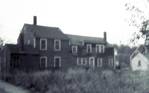 14 - 16 Dale St. 1968 rear west  view
