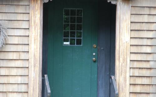 June 2014 - door detail