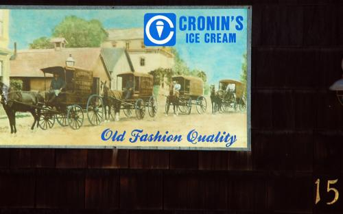 Cronin's Ice Cream