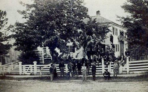 15 School St. - Union Club 1866