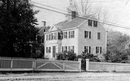 Carter House circa 1900