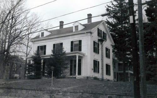 Sherman Cottage 1976