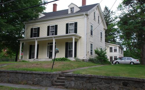 Sherman Cottage 2014