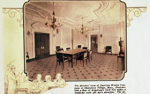 Interior Boardroom -