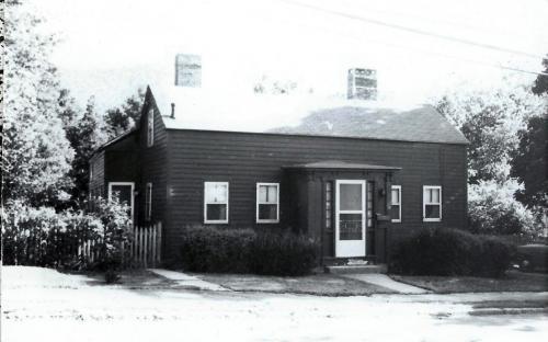 16 Pearson St. 1977