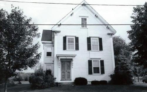Henry Hardy House 1980