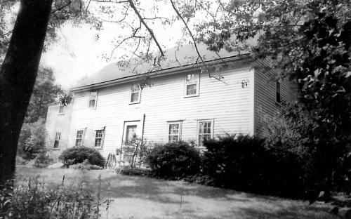 173 Holt Rd. 1978