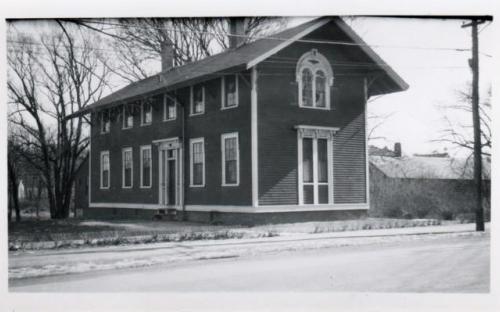 1960's northwest facades
