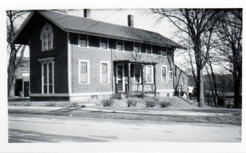 1960's south facade
