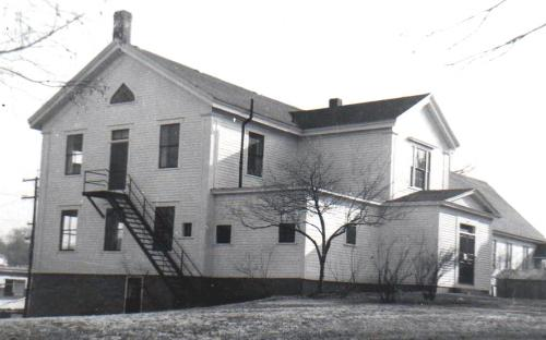 1976 - Northwest view