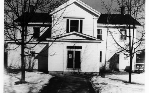 Ballardvale Community Center 1976