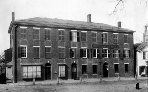 First National Bank 1826-1889