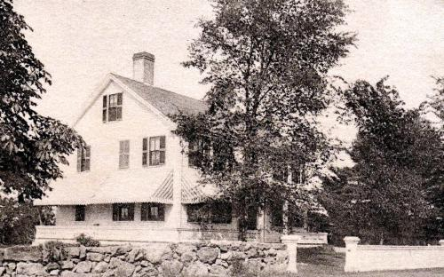 The Parsonage at 197 Shawsheen Rd
