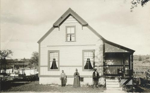Henry W. & Abby Cunningham House circa 1895