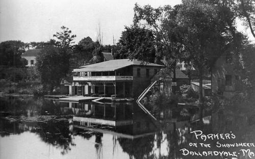 Parker's on the Shawsheen circa 1920
