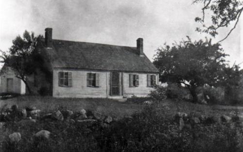 Original Boutwell House circa 1890