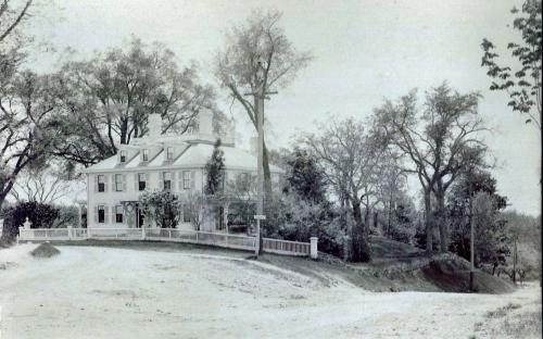 The Torr house about 1895-1900